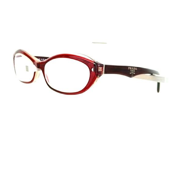 f6994955b3e PRADA VPR110 Red Eyeglass Frames. M 5aab378f31a3769659b15836. Other  Accessories ...